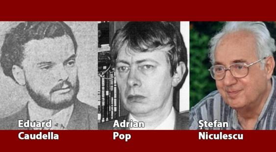 Mari compozitori români: Caudella, Popp, Niculescu