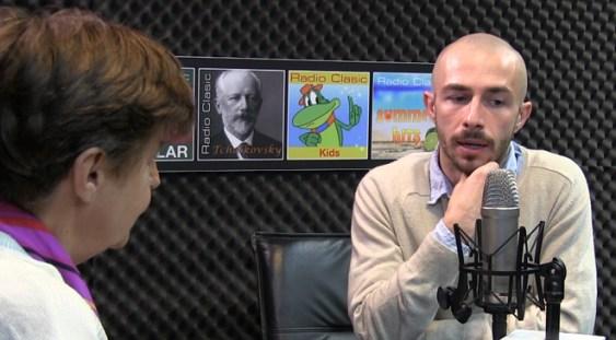 Ediție specială FNT: Interviu cu actorul George Albert Costea