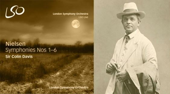 LSO Live – Carl Nielsen, simfoniile a Va și a VIa