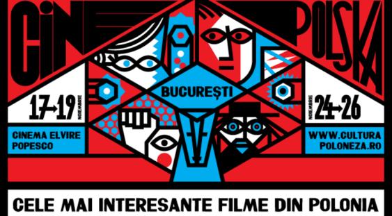 Festivalul de film polonez CinePOLSKA, la București