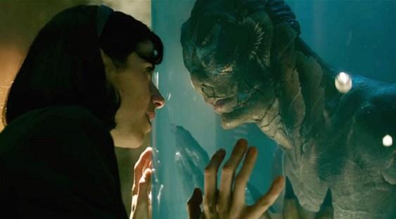 """Filmul lui Guillermo del Toro, """"The Shape of Water"""", domină nominalizările pentru Globurile de Aur 2018"""