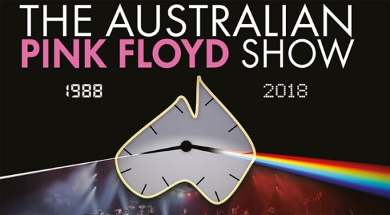 Australian Pink Floyd Show @ Sala Palatului
