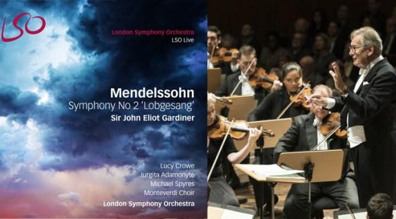 LSO Live – Felix Mendelssohn: Simfonia a IIa