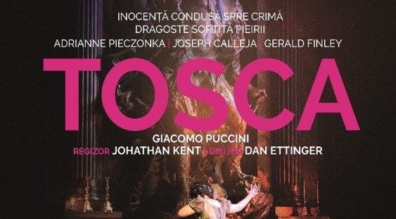 Tosca lui Puccini, o producție ROH, se vede la Happy Cinema