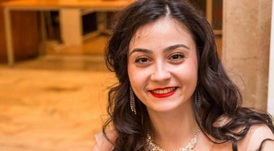Martiniana Antonie – câştigătoare a concursului ASLICO din Italia