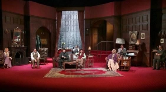"""""""Cursa de şoareci"""" de Agatha Christie, în premieră la TNB"""