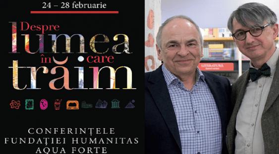 Despre lumea în care trăim. Festival de conferinţe la Ateneul Român