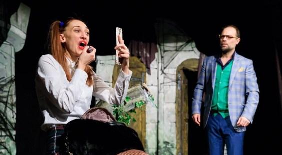 """""""Diseară la 7"""", în premieră oficială Teatrul de Comedie"""