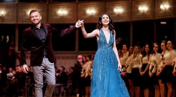 Soprana Valentina Naforniţă deschide Balul Operei din Viena
