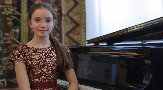 Eva Garet – concert la Ateneul Român