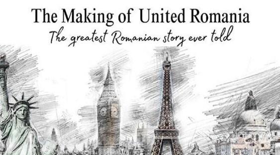 Website-ul Marii Uniri pentru publicul internațional se lansează pe 14 martie, la Londra
