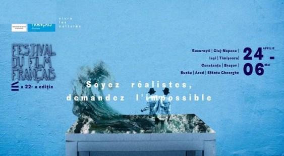 Festivalul Filmului Francez – în nouă oraşe din România