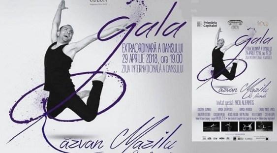 Ziua Mondială a Dansului este celebrată de Teatrul Odeon