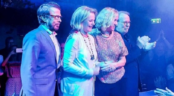 Abba va lansa noi melodii anul acesta, la 40 de ani de la ultimul lor album