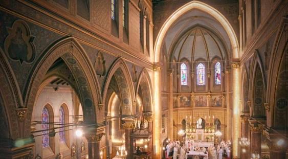 'Violoncelul, harpa şi emoţiile' la Catedrala Sfântul Iosif