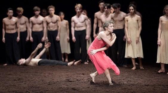 Interviul săptămânii cu balerina Francesca Velicu