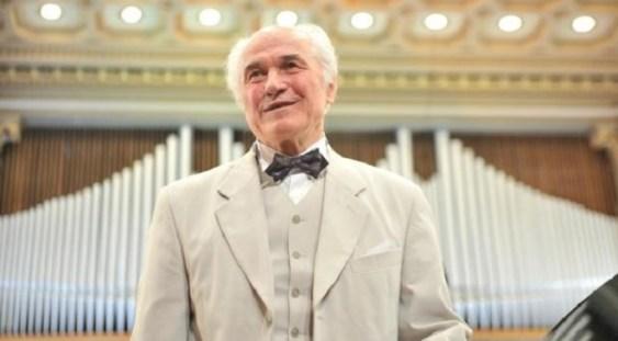 Concert de autor al maestrului Eugen Doga la Palatul Schönbrunn