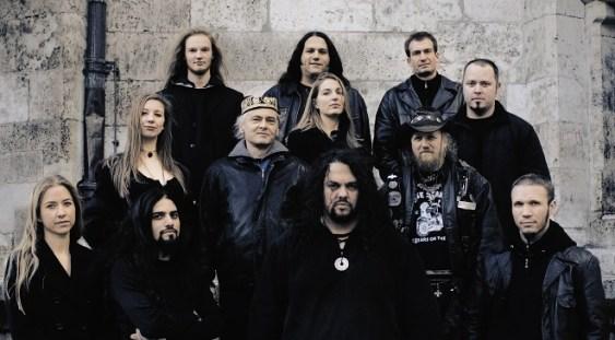 Haggard – în concert la Cluj-Napoca şi Bucureşti