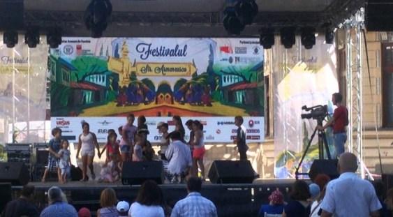 """Festivalul """"Strada Armenească"""""""