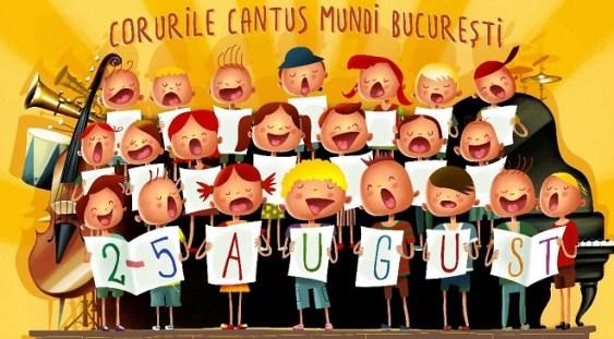 La Cantus Mundi Bucureşti Fest