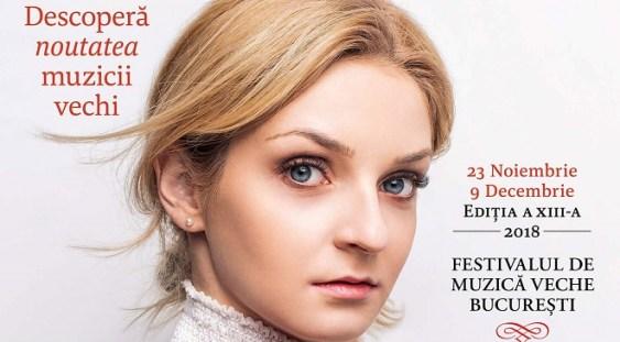 Începe cea de-a XIII-a ediție a Festivalului de Muzică Veche București