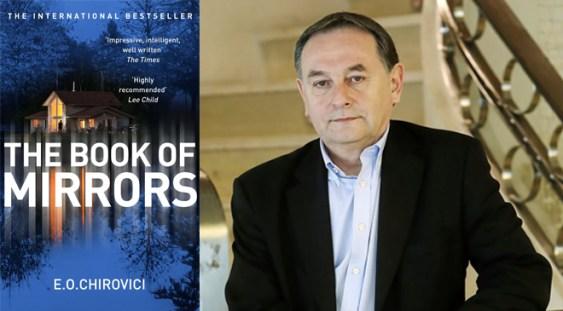 Invitatul săptămânii: scriitorul Eugen Ovidiu Chirovici