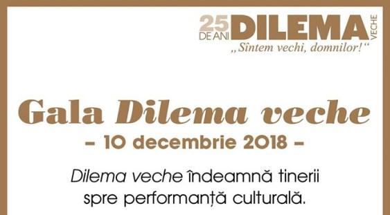 'Dilema veche' sărbătorește 25 de ani de existență la Ateneul Român