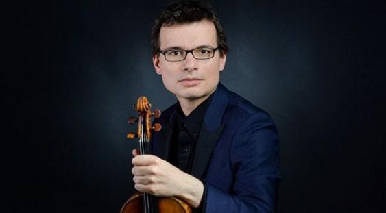 Alexandru Tomescu a câştigat din nou dreptul de a folosi vioara Stradivarius Voicu, până în 2023