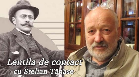 Lentila de contact cu Stelian Tănase – Ziua lui nenea Iancu Caragiale
