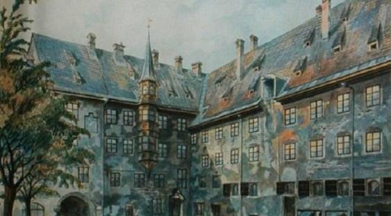 Cinci tablouri ale lui Hitler, scoase la licitaţie în Nürnberg