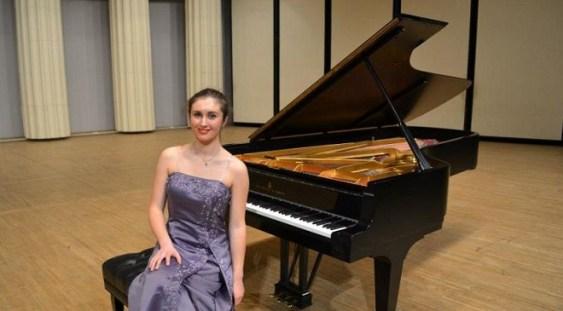 Sânziana Mircea – în recital la ParkLake