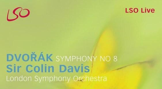 LSO Live – Dvořák: Symphony No 8 & 9