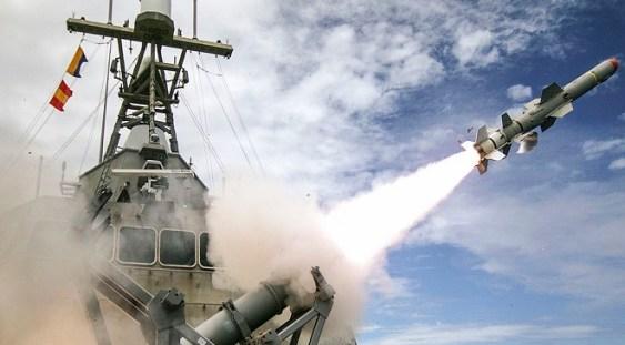 FOTO | Achiziția sistemelor cu rachete anti-navă pentru coasta Mării Negre: Patru firme au intrat în cursă