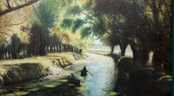 """Ștefan Bucătaru – """"50 de ani de pictură"""""""