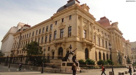 Palatul Vechi al BNR din Bucureşti deschis vizitatorilor miercuri 17 aprilie