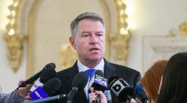 Iohannis: Sunt siderat de felul în care PSD reacționează în Parlament, această tergiversare poate să coste viața a zeci, poate a sute de români