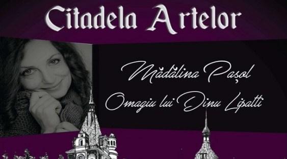 Recital Mădălina Pașol @ Castelul Peleș