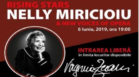 De la Covent Garden, în concert extraordinar la Cluj-Napoca: Nelly Miricioiu cântă la Cluj, alături de noi voci ale operei mondiale