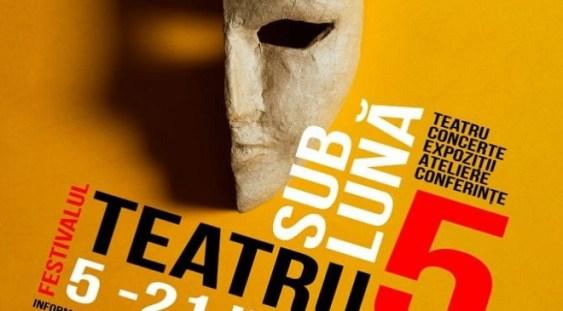 Festivalul Teatru sub Lună, powered by InDArt