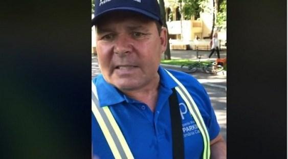VIDEO   Tudor Chirilă a depus plângere penală la poliție după ce a fost agresat verbal de un funcționar al primăriei