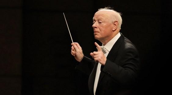 S-a stins din viaţă dirijorul Bernard Haitink