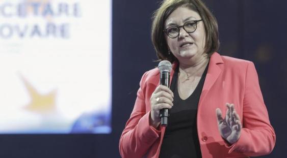 Comisia JURI a Parlamentului European analizează azi candidatura Adinei Vălean