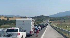 MAE: Coadă de 12 kilometri la granița între Bulgaria și Grecia.