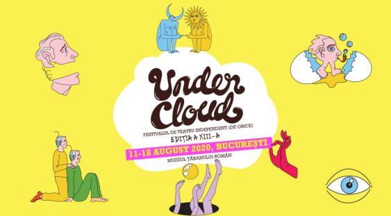 UNDERCLOUD, Festivalul de Teatru Independent de Orice începe marți