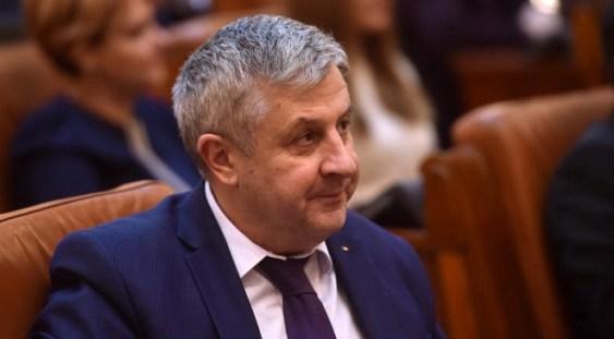 Florin Iordache a fost ales președinte al Consiliului Legislativ