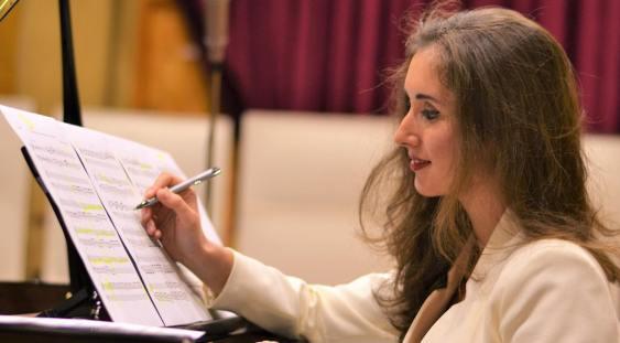 Interviul săptămânii cu pianista Sînziana Mircea