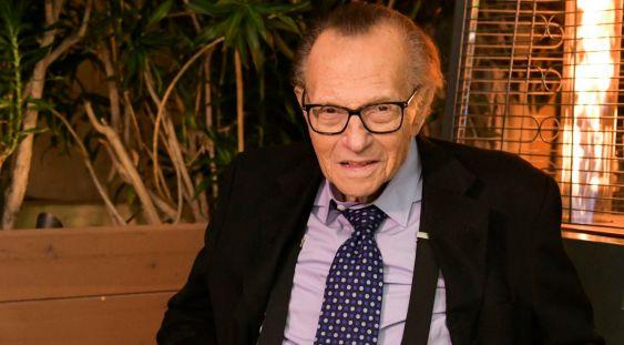 Larry King a murit la vârsta de 87 de ani