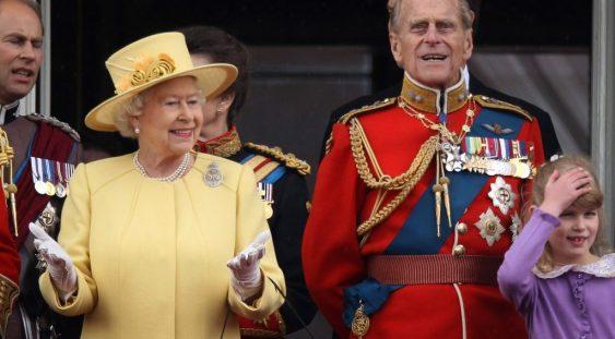 Salve de tun sunt planificare azi în Marea Britanie în onoarea Prințului Philip