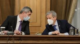 Dan Barna: Din acest moment Florin Cîțu nu mai are susținerea Alianței USR PLUS
