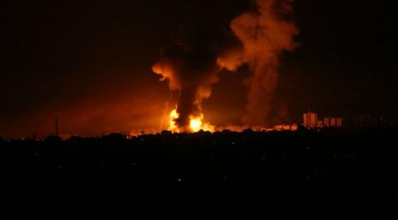 Armata israeliană a pătruns în Fâşia Gaza